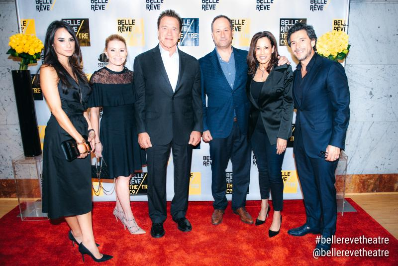 Photo Flash: TIME ALONE Opening Night Red Carpet - Los Angeles Theatre Center