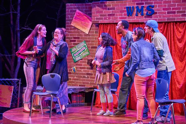 BWW Previews: GOOSEBUMPS: PHANTOM OF THE AUDITORIUM, THE MUSICAL at Aurora Theatre