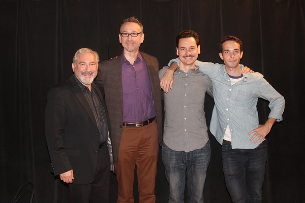 Stuart Zagnit, Jay Russell, Kevin Lowry and Jake Horowitz