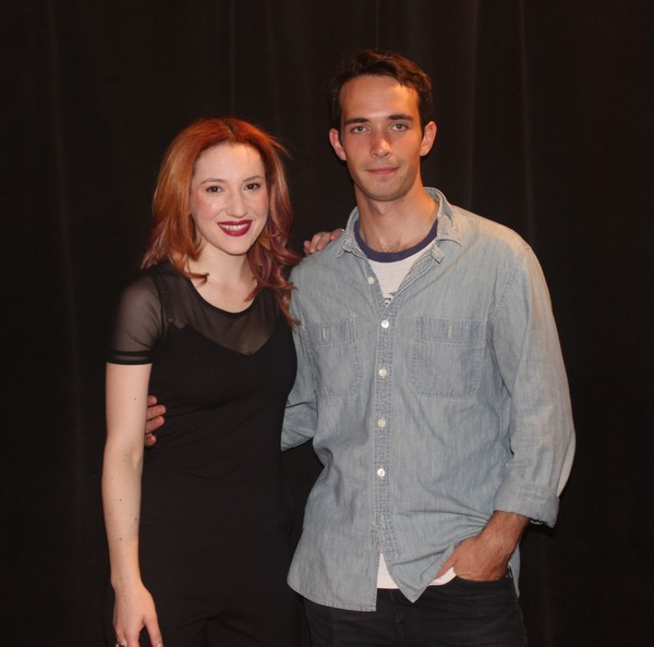 Photo Coverage: Chatillion Stage Company Celebrates Opening Night of FIRE