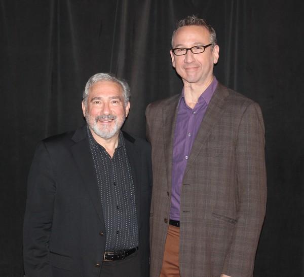Stuart Zagnit and Jay Russell