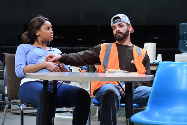 Photo Flash: First Look at Trinity Rep's Powerful Play SKELETON CREW