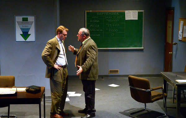Photo Flash: First Look at GLENGARRY GLEN ROSS at Road Less Traveled Productions