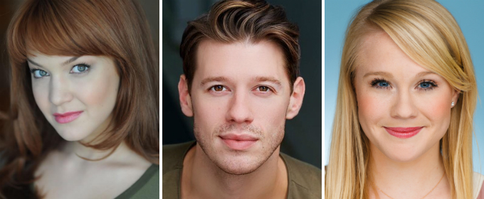 Lauren Zakrin, Constantine Rousouli and Carrie St. Louis to Seduce Audiences in CRUEL INTENTIONS: THE MUSICAL at (le) Poisson Rouge