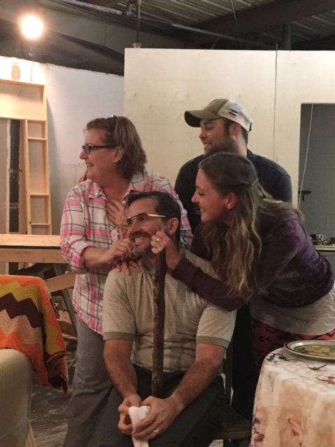 BWW Previews: Dogstar Theater Presents THE FOREIGNER at Center Stage Theater