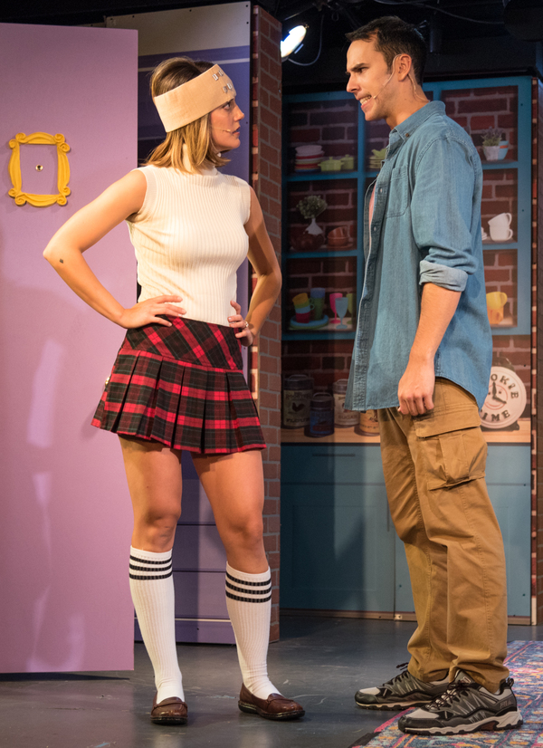 FRIENDS! THE MUSICAL PARODY Opens Tonight Off-Broadway