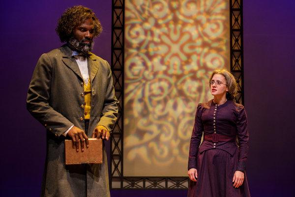 Cedric Mays  and Madeleine Lambert