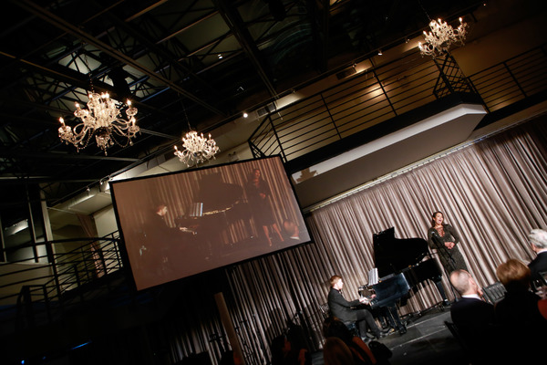 Sing for Hope artist partner Nadine Sierra, 2017 Richard Tucker Award Winner