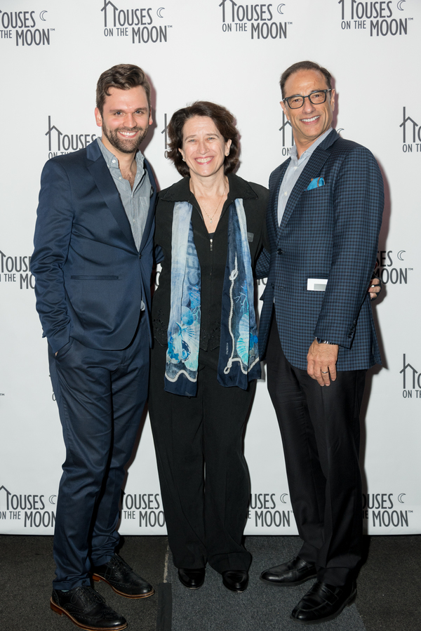Kevin Conner, Jane Dubin, Hal Luftig (producer)