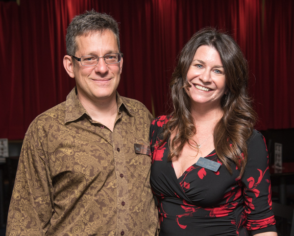 Jeffrey Solomon, Emily Joy Weiner