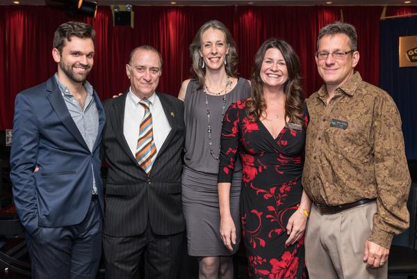 Kevin Conner, David Rothenberg, R. Erin Craig, Emily Joy Weiner, Jeffrey Solomon