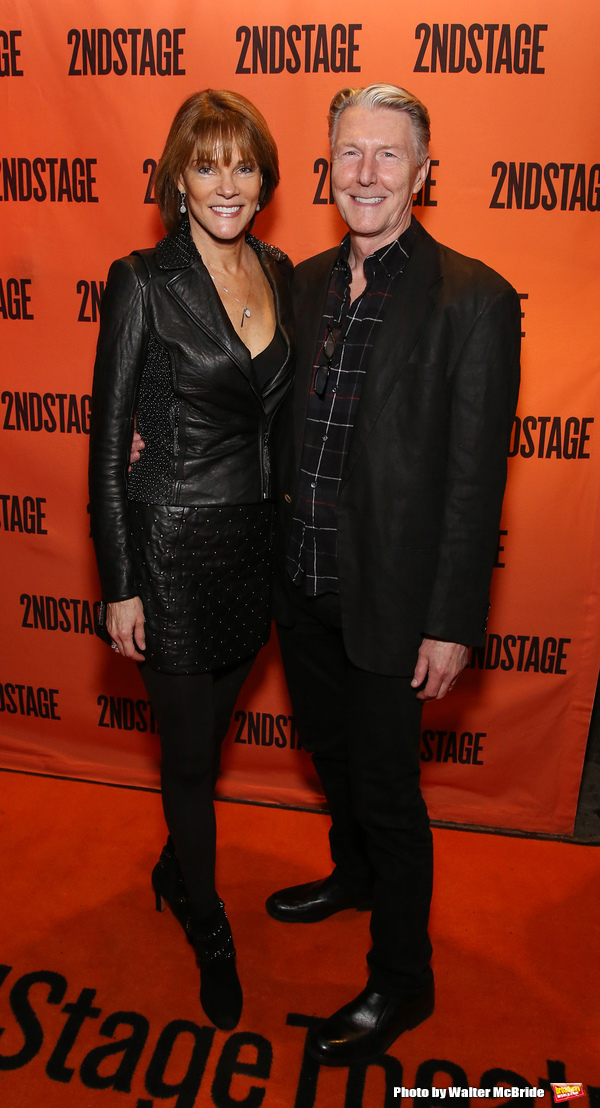 Photo Coverage: On the Opening Night Red Carpet for TORCH SONG at Second Stage