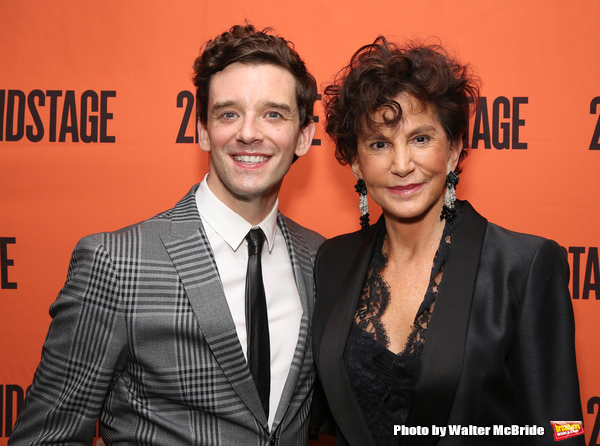 Michael Urie And Mercedes Ruehl Photo 2017 10 20