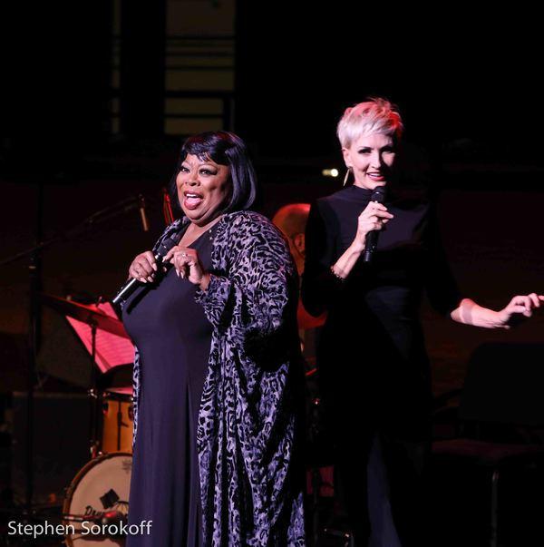 Carol Woods & Amra-Faye Wright