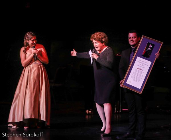 Photos: Klea Blackhurst Hosts The Cabaret Convention Finale