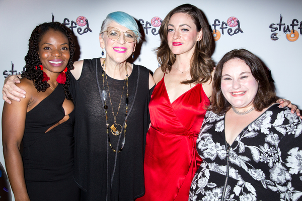 Marsha Stephanie Blake, Lisa Lampanelli, Eden Malyn, Lauren Ann Brickman