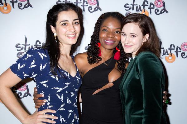 Nikki Massoud, Marsha Stephanie Blake, Rachel Brosnahan Photo