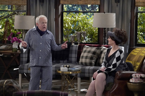 Photo Flash: First Look - Leslie Jordan, Max Greenfield Guest on NBC's WILL & GRACE
