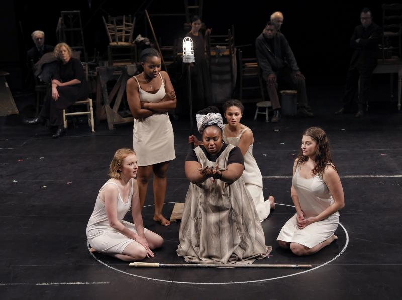 BWW Review: ACT's Searing THE CRUCIBLE Shines with all Substance and Very Little Flash