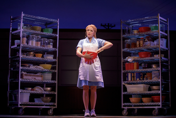 EXCLUSIVE: Get A First Look At WAITRESS on Tour - Opening Up in Cleveland Tonight!