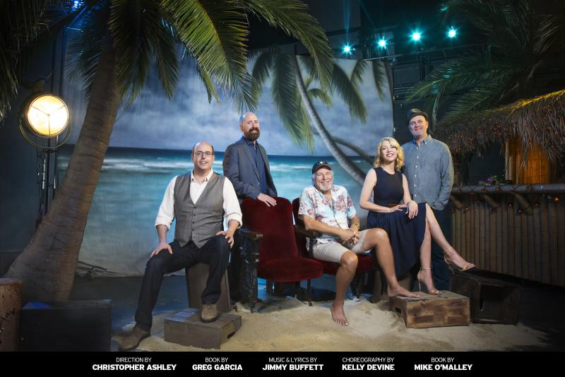 BWW Interview: Alison Luff Talks ESCAPE TO MARGARITAVILLE's Pre-Broadway Tour Stop in Houston