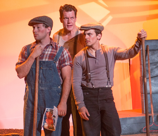 Photo Flash: First Look at DESIRE UNDER THE ELMS at Firehouse Theatre