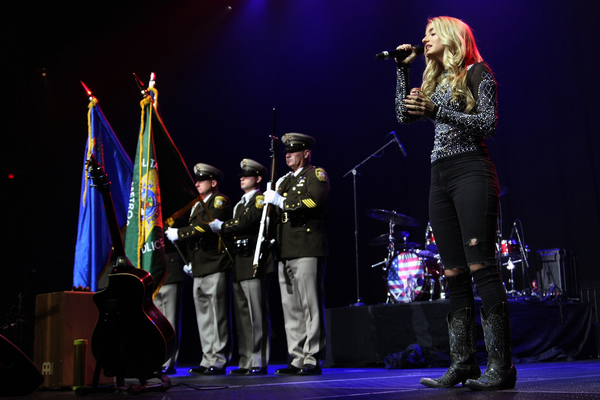 Photo Flash: Boyd Gaming and Beasley Media Group Support Las Vegas with VEGAS STRONG: A NIGHT OF HEALING