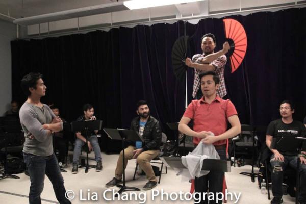 Eric Bondoc, Alex Hsu, Lawrence-Michael C. Arias, Billy Bustamante, Steven Eng and Brian Kim