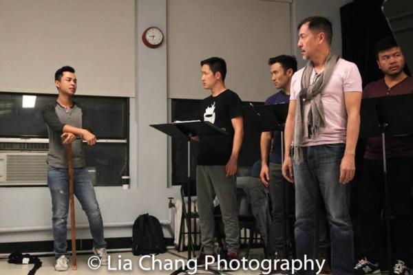 Jonny Lee, Jr., Daniel May, Marc de la Cruz, Alan Ariano, Eric Bondoc Photo
