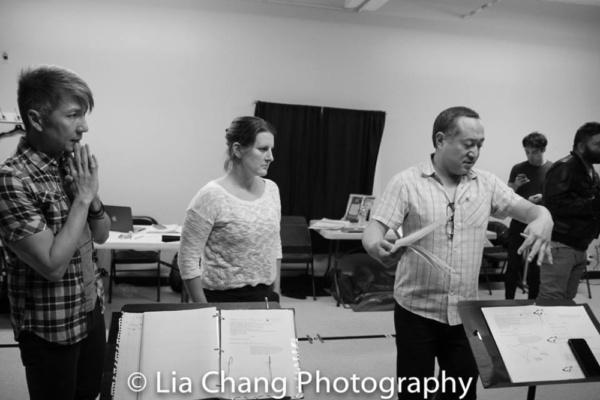 Jason Ma,  Kristen Lee Rosenfeld and  Alan Muraoka Photo