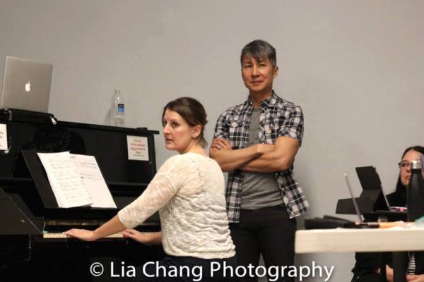 Kristen Lee Rosenfeld and Jason Ma Photo