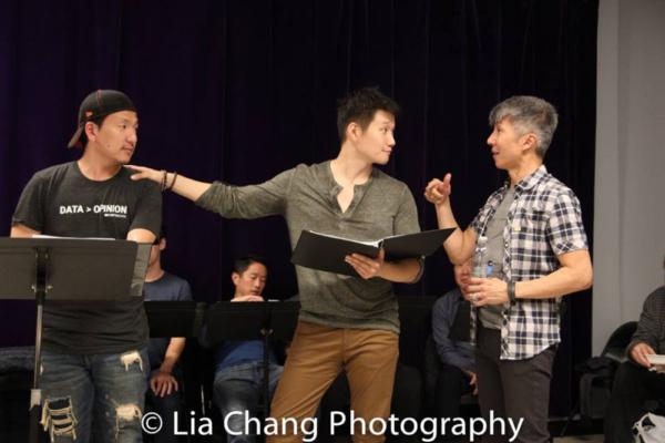 Brian Kim, Daniel J. Edwards and Jason Ma Photo