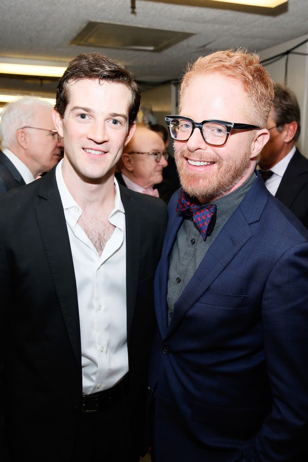 A.J. Shively and Jesse Tyler Ferguson