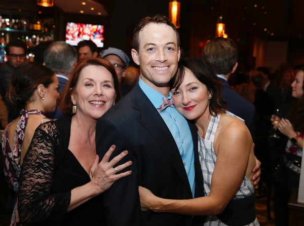 Allison Briner-Dardenne, Patrick Cummings and Carmen Cusack