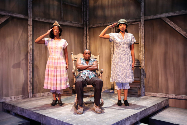Photo Flash: Lyrical, Uplifting HOME Tells its Story at International City Theatre