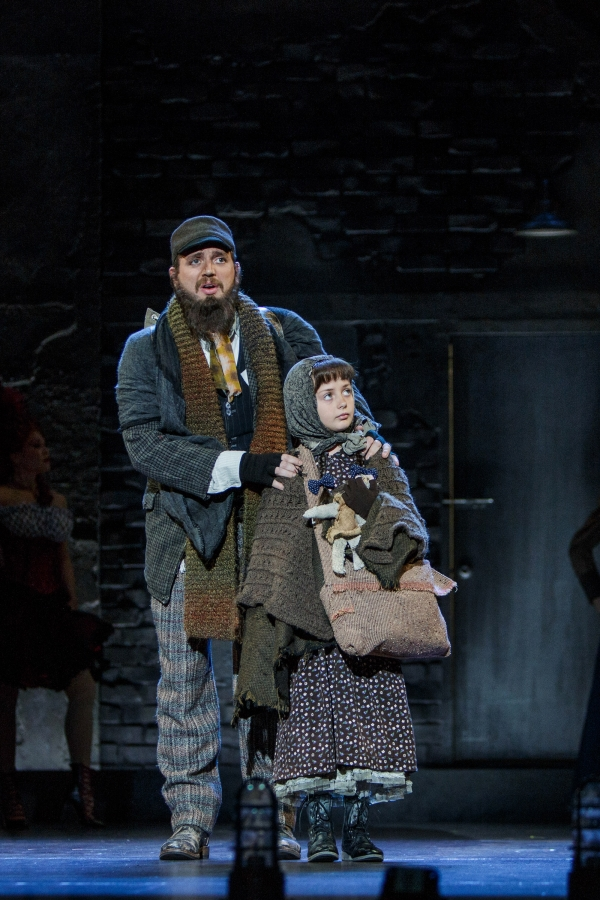 BWW Review: 5th Ave's RAGTIME Strikes to the Heart of its Own Story and Beyond