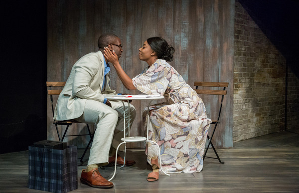 Photo Flash: A SWELL IN THE GROUND Makes Intimate World Premiere