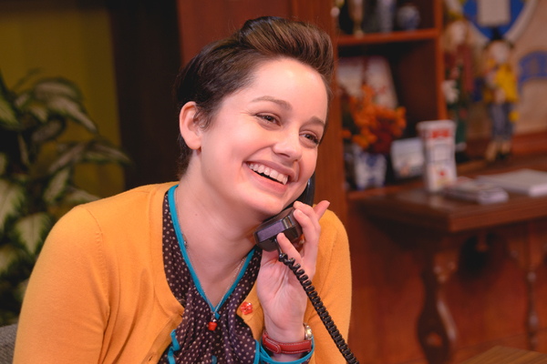 Photo Flash: The Phone is Ringing and the APPLICATION PENDING at Circle Theatre