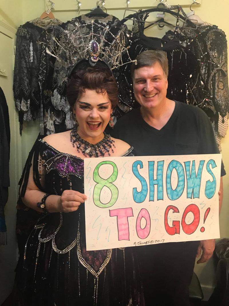 PHANTOM's Michele McConnell on What Makes a Real Broadway Diva!