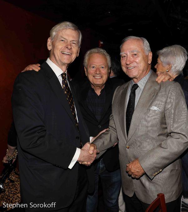 Steve Downey, Stephen Sorokoff, Bruno Quinson