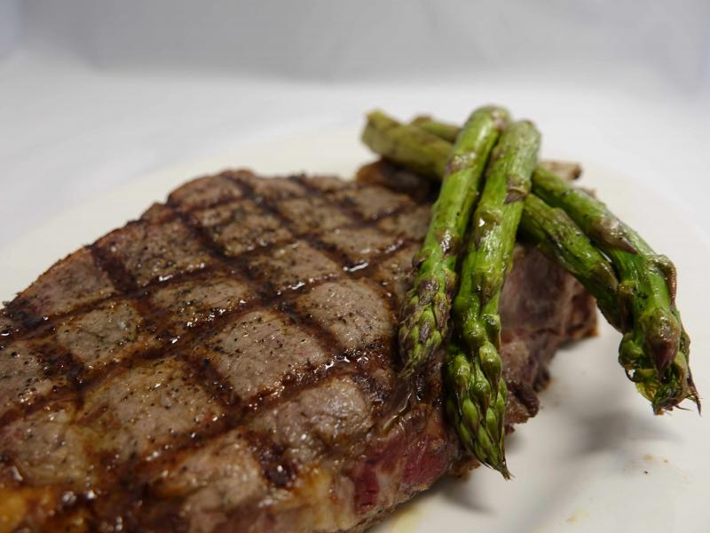 BWW Review:  TUDOR CITY STEAKHOUSE for Distinctive and Creative Dining