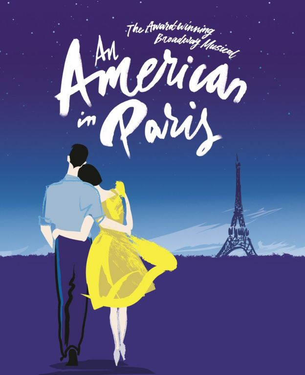 BWW Review: AN AMERICAN IN PARIS  at Popejoy Hall