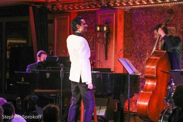 Photos: Isaac Sutton Makes Feinstein's/54 Below Debut with LAS VEGAS-NYC