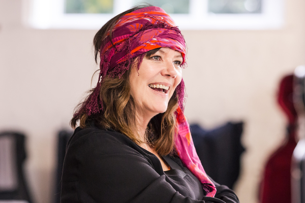Photo Flash: In Rehearsal with Josie Lawrence and More for MOTHER COURAGE AND HER CHILDREN at Southwark Playhouse