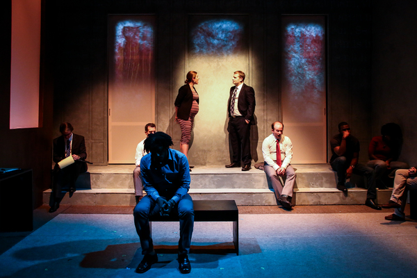Photo Flash: First Look at New Play FERGUSON, Opening Tonight in NYC