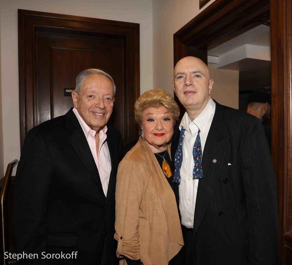 Harvey Granat, Marilyn Maye, Will Friedwald