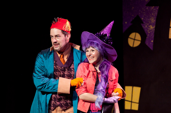 Photo Flash: First Look at Pantochino's HOW TO BE A GOOD WITCH!