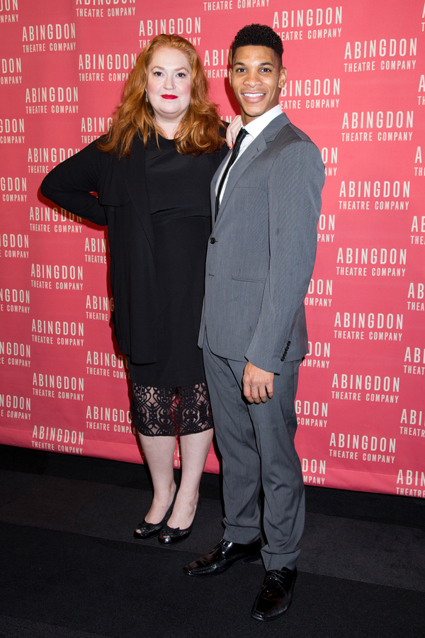 Photo Coverage: The Stars Go 'Round the Red Carpet for Abingdon Theatre Company's 25th Anniversary Gala