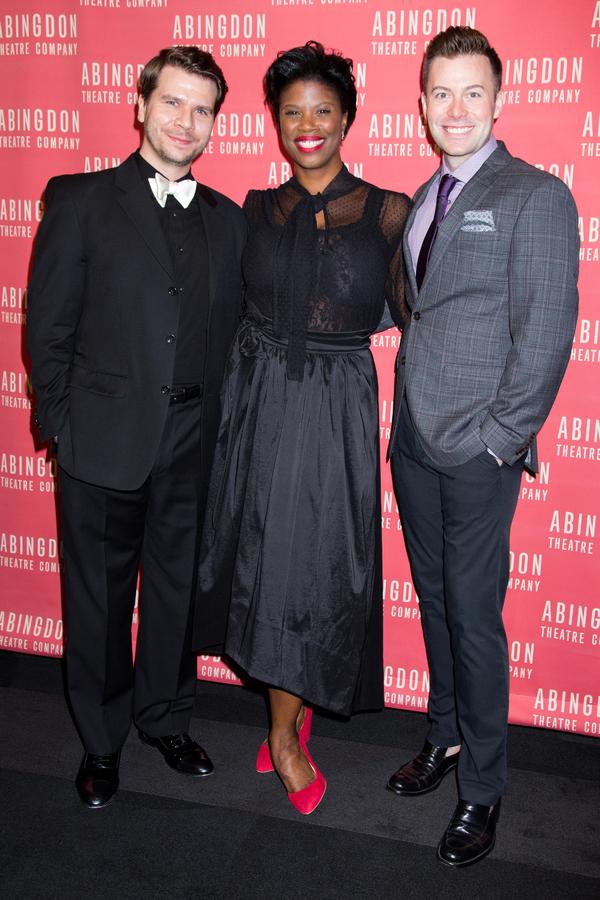 Kevin David Thomas, Deirdre Goodwin, Chad Austin