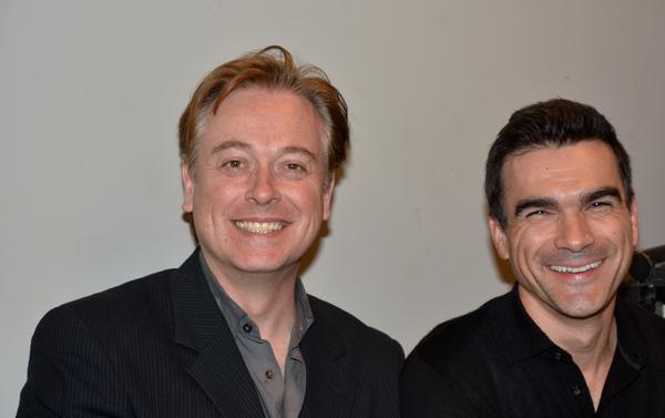 Mark Shanahan and Dam Domingues Photo